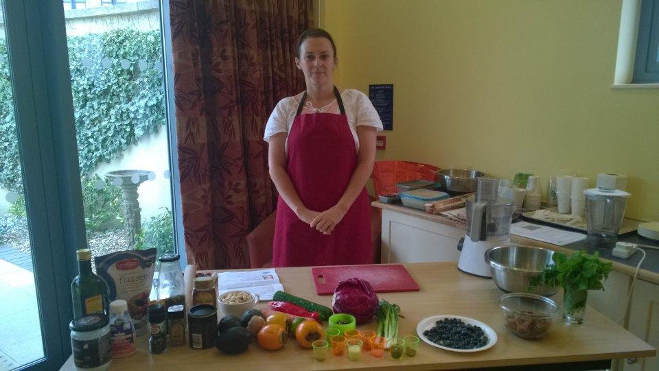 Cancer Nutrition Workshops The Big C Catherine Jeans
