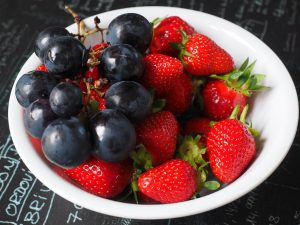 Picnic Strawberries