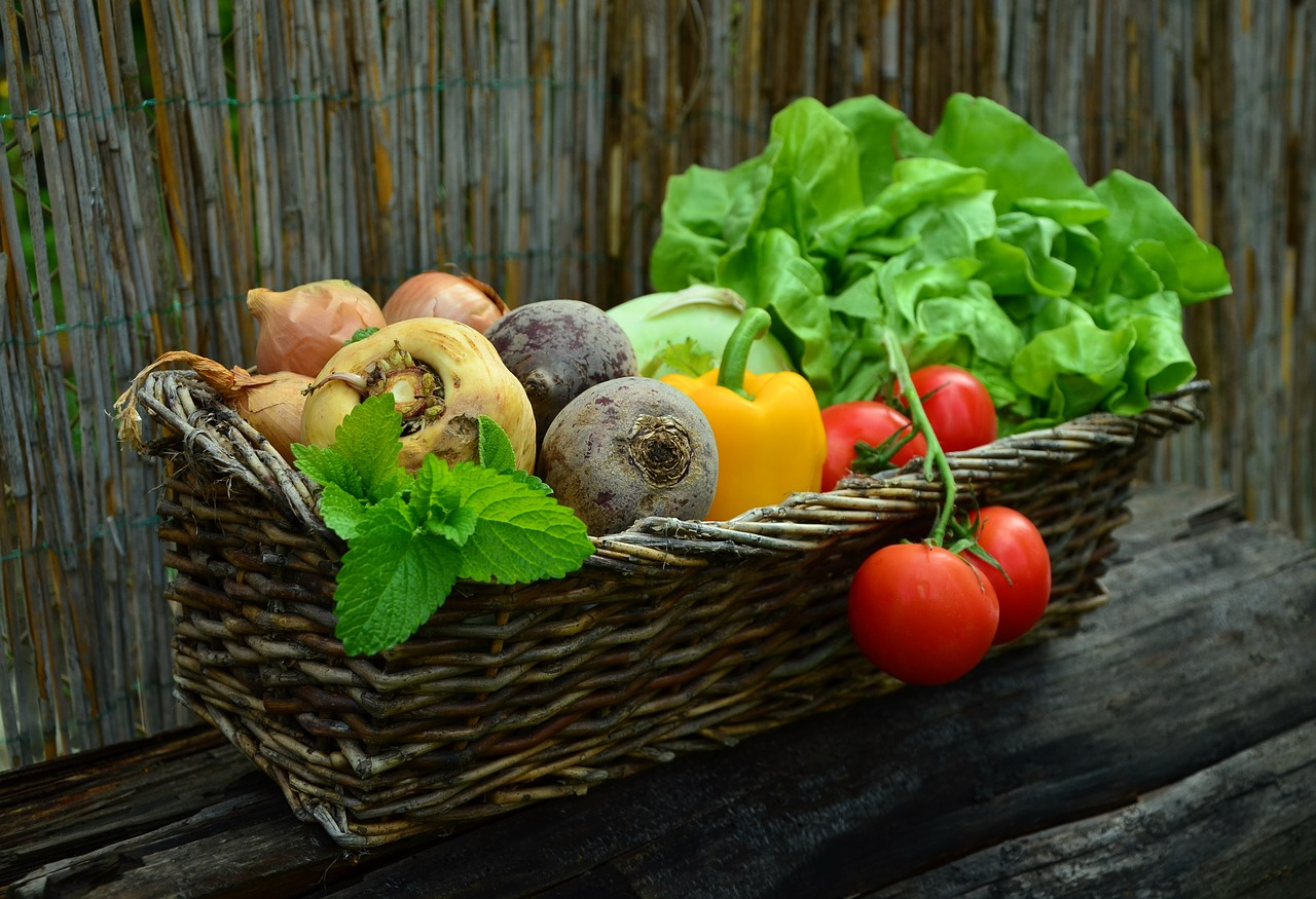 Grow your own vegetables: Delicious root vegetables
