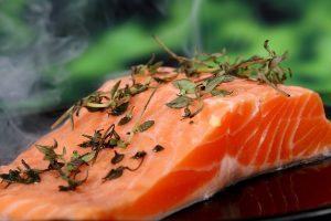 salmon-omega 3