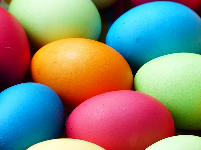How to have a high chocolate, low sugar easter!