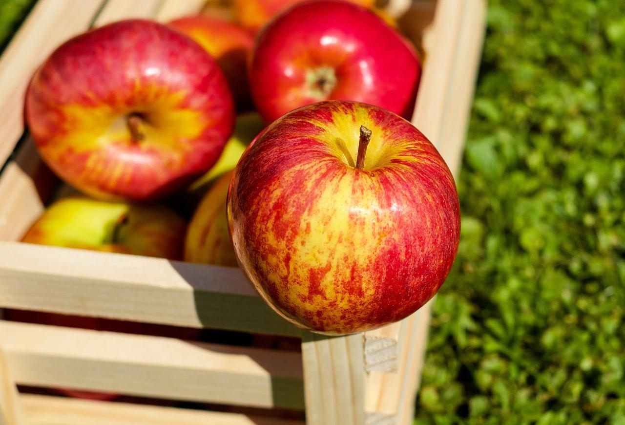The Amazing Health Benefits of Apples (plus recipe)